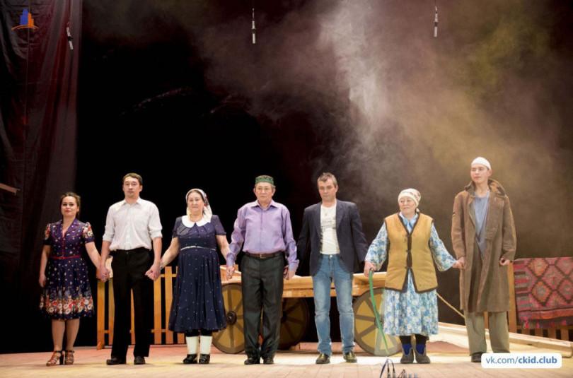 Башкирский народный театр «Карлугас»