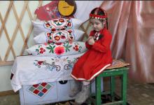 Международный конкурс мастеров башкирского национального костюма «Тамға»