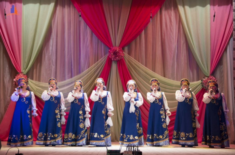 Народный ансамбль русской песни «Рябиновый край»