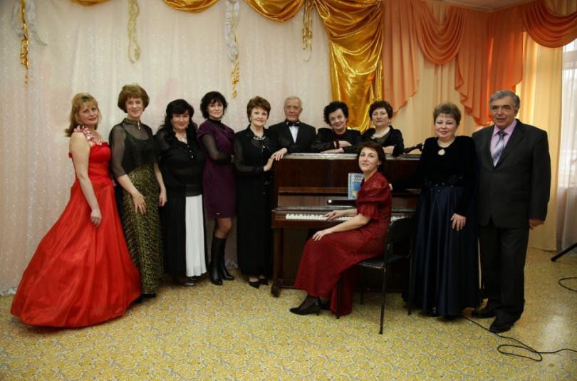 Народная студия классического пения «Романс»