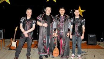 Концерт этно-рок группы «Дэрт» 01/05/2021