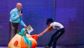 Играем в театр. В гостях у народного театра «Данко». 11/06/2021