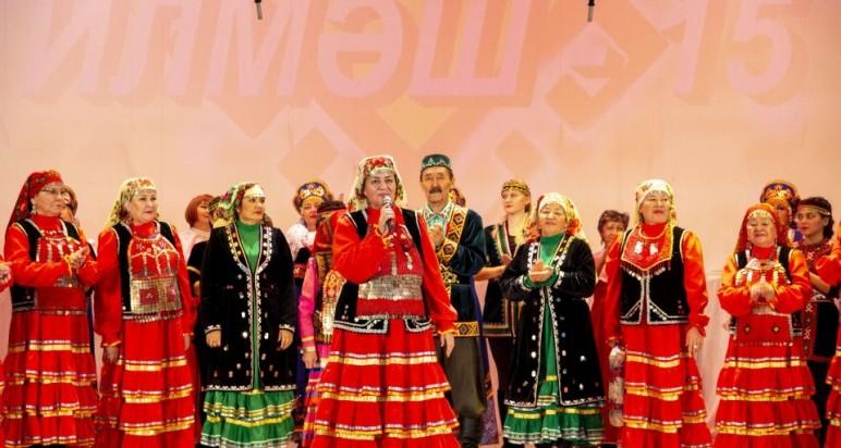 Народный башкирский фольклорный ансамбль «Ильмяш»