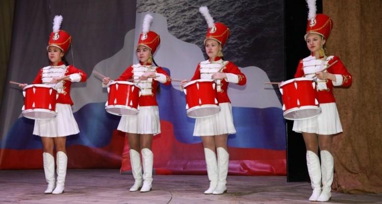 Концерт, посвященный открытию Года Героя РФ.  Голосуем! 10/02/2021