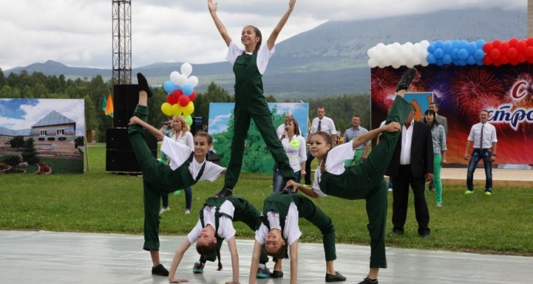 Образцовый шоу-балет «Киплинг»