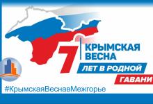«Крым и Россия – единая судьба» 18/03/2021
