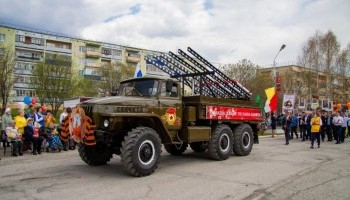 76-летию Великой Победы посвящается! 09/05/2021