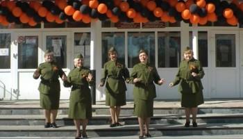 """Песня """"Казачья воля - Проезжала конница"""" 09/05/2021"""