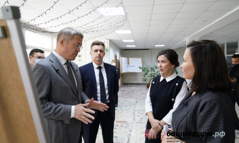 Глава Башкирии поручил капитально отремонтировать Центр культуры и досуга в Межгорье