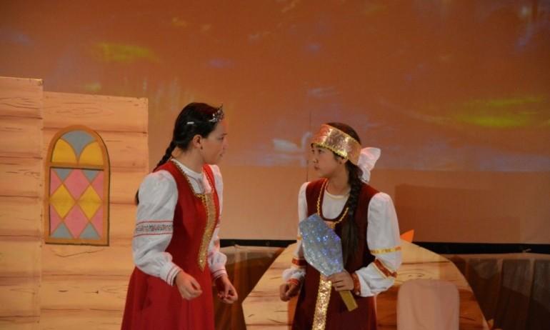 «Театральная ночь» 25/09/2021